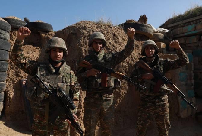 Հակառակորդի դիրք գրաված մի խումբ զինվորականներ, աշխարհազորայիններ  կպարգևատրվեն – Tsayg